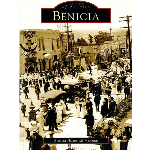 benicia images of america book