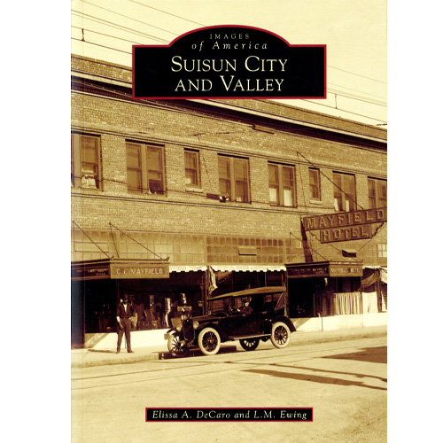 suisun city and valley book