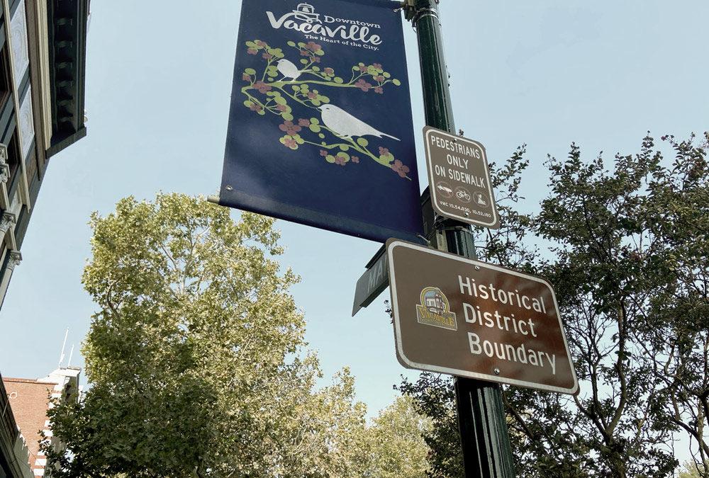 Vacaville Museum walking tours