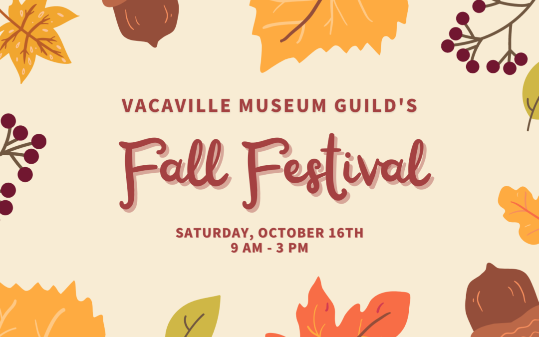 Fall Festival Courtyard Sale – October 16th