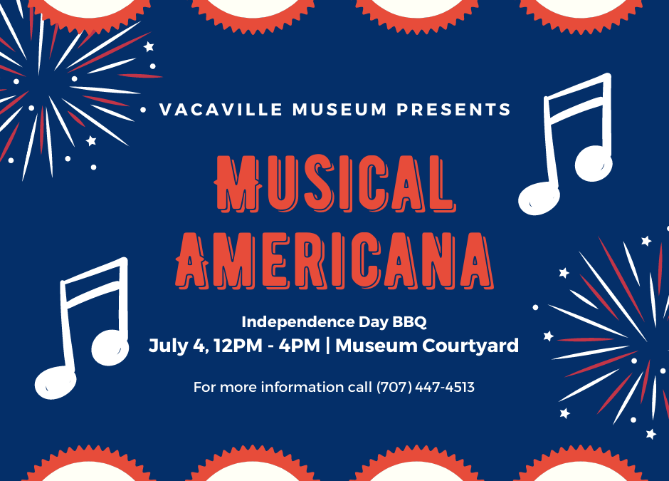 Musical Americana – Independence Day Celebration
