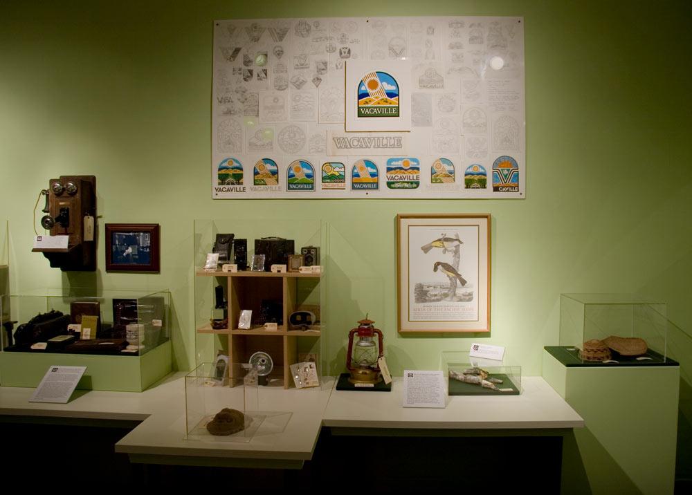 Vacaville Museum Exhibit A Closer Look